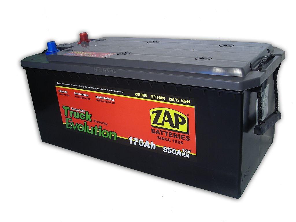 Akumulátor 170 Ah (12V 170Ah / 950 A) www.tirshop.sk ZAP