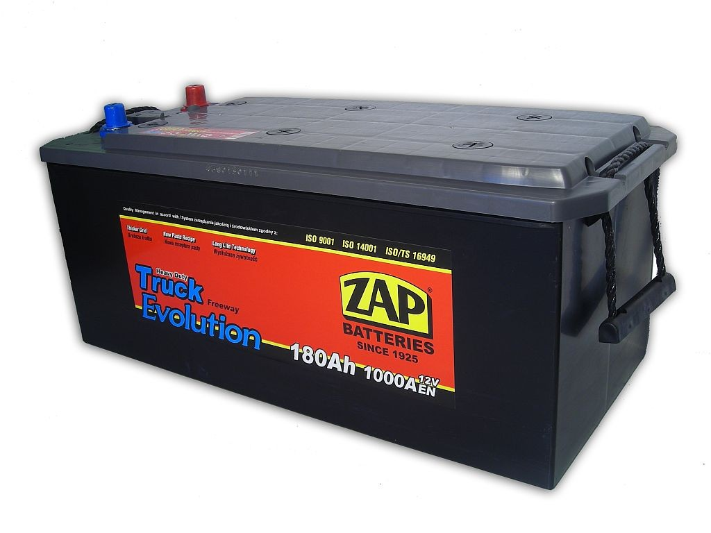 Akumulátor 180 Ah (12V 180Ah / 1000 A) www.tirshop.sk ZAP