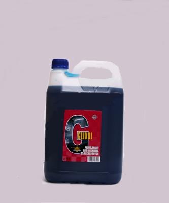 Nemrznúca kvapalina 5 lit do chladiča koncentrát (Tmavomodrá do -70°C) www.tirshop.sk GLIXOL