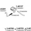 Tlmič výfuku MB ATEGO 140137 (OM906LA) www.tirshop.sk ATEX