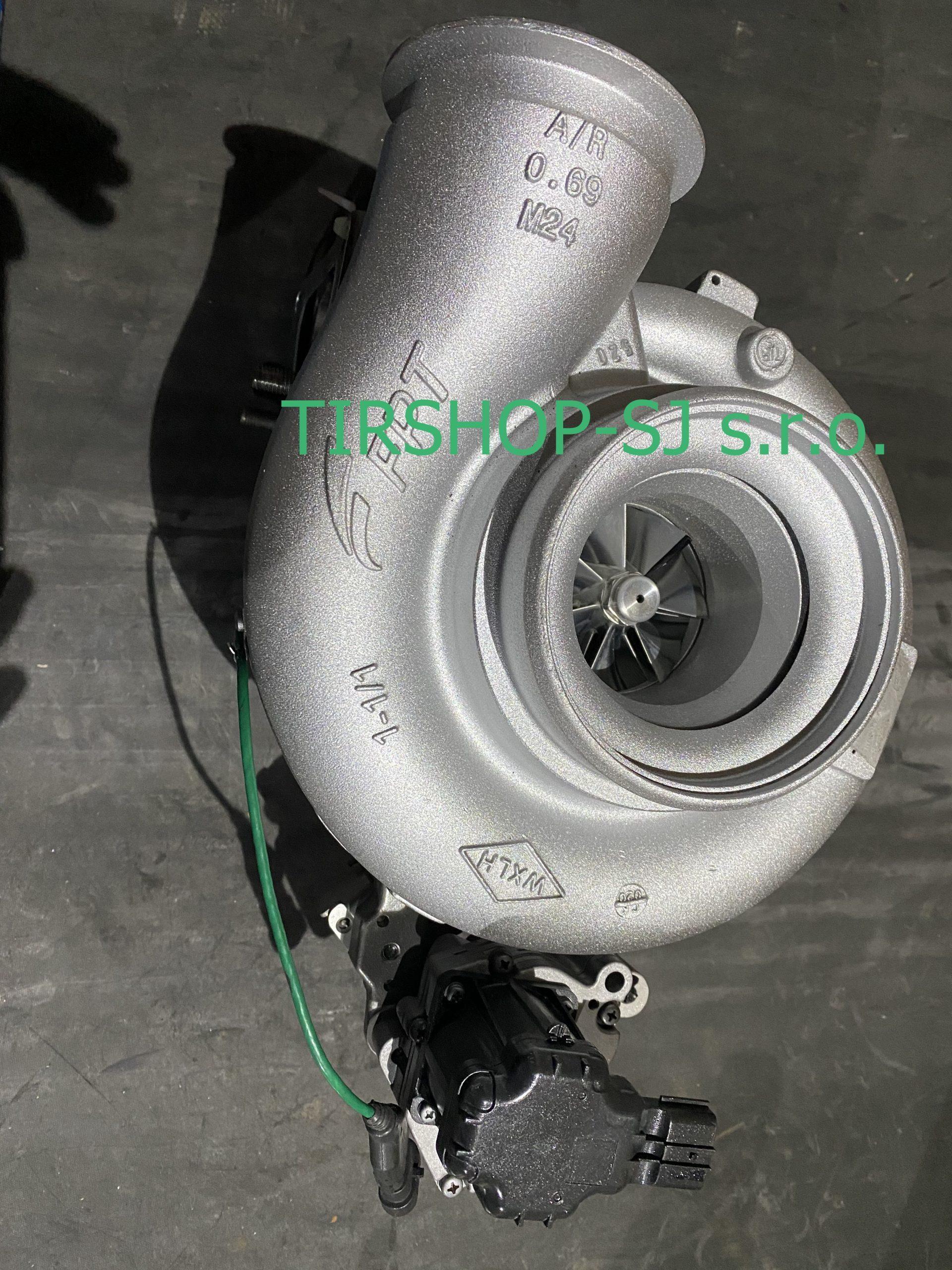 Turbo Iveco Cursor 11 (803110-0005, 803110-5005S, 8031100005) www.tirshop.sk
